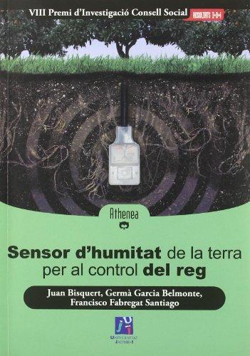 Sensor d'humitat de la terra per al control del reg (Athenea, Band 18) Reg-sensor