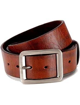 cinturón de cuero con PU unisex