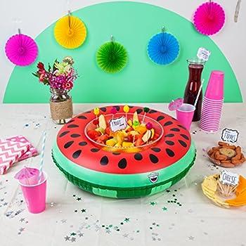 Bigmouth Inc Wassermelone Serving Ring 0