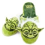 Feuillet de Mule officiel Star Wars Maître Yoda adulte sur chaussons
