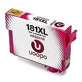 Uoopo Ersatz für Epson 18XL 18 Tintenpatronen,Kompatibel mit Epson Expression Home XP-412 XP-322 XP-422 XP-225 XP-305 XP-405 XP-212 XP-215 XP-415 XP-425 XP-315 (3 Cyan, 3 Magenta, 3 Gelb) für Uoopo Ersatz für Epson 18XL 18 Tintenpatronen,Kompatibel mit Epson Expression Home XP-412 XP-322 XP-422 XP-225 XP-305 XP-405 XP-212 XP-215 XP-415 XP-425 XP-315 (3 Cyan, 3 Magenta, 3 Gelb)