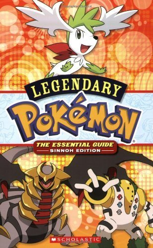 Legendary Pokemon: The Essential Guide (Sinnoh Edition) by Katherine Fang (2009-07-01)