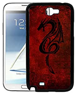 Toppings 2D Printed Designer Hard Back Cover For Samsung Galaxy Note II N7100 Design-10111