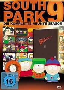 DVD SOUTH PARK - SEASON 9