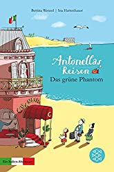 Bettina Wenzel: Antonellas Reisen (Serie)