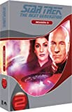 Star Trek : The Next Generation : L'Intégrale Saison 2 - Coffret 7 DVD (Nouveau packaging)
