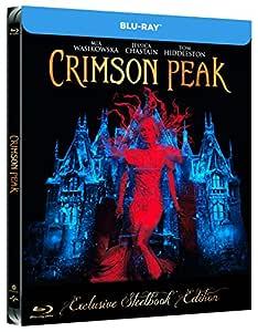 Crimson Peak (Blu-Ray Steelbook)