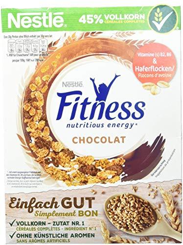 Nestlé - Fitness Chocolat mit Calcium - 375g