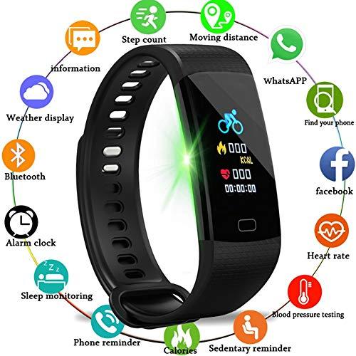 KDSFJIKUYB Fitness Tracker Reloj inteligente Mujer
