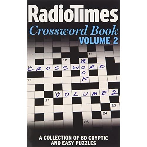 Radio Times Crossword Book: v. 2 by Radio Times (2010-03-30)