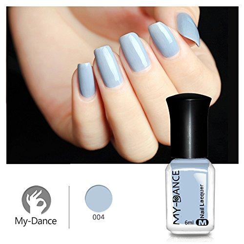 Se détacher Vernis à ongles,Couleur unie Nail Art Pelable Polonais Se soucier Durable Nail Art WUDUBE