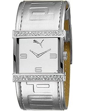 PumaUhr Armbanduhr Damen Swap silber PU101652001