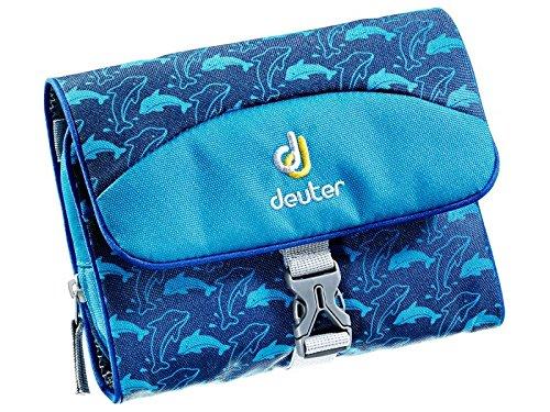 Deuter Wash bag-kids Waschen Tasche, Unisex Erwachsene Einheitsgröße Blau (Ozean)