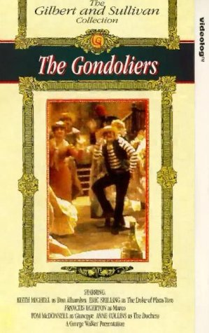 Price comparison product image The Gondoliers [1982]