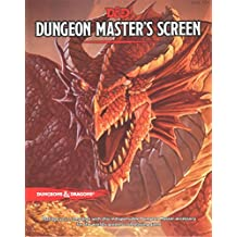 [(D&D Dungeon Master's Screen)] [Author: Wizards RPG Team] published on (January, 2015)