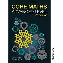 Core Maths Advanced Level