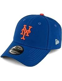 New Era 9FORTY New York Mets Baseball Cap - League - Blue