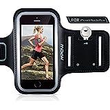 "Brazalete Movil iPhone 6 Plus, Mpow Brazalete Deportivo 5.5"" Antideslizante y Impermeable de Alta Calidad para Corre Hacer Ejercicio Running Universar Dispositivo 5.1"" a 5.5"", iPhone 6 Plus, Huawei P9 P9 Plus P8 Motorola, etc"