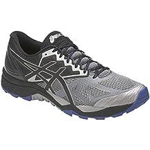 Asics Gel Fuji Trabuco 6gris zapatos de Trail