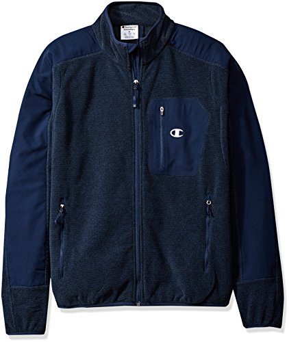 champion-mens-textured-fleece-w-water-repellent-overlay-ch2015-l