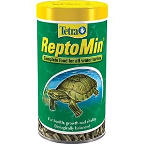 Tetra ReptoMin Complete Aquatic Turtle Food 22g