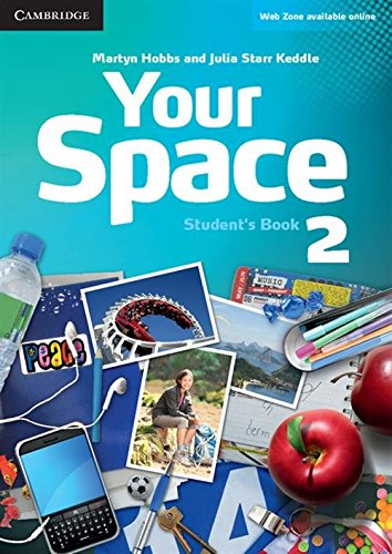 Your Space  2 Student's Book - 9780521729284