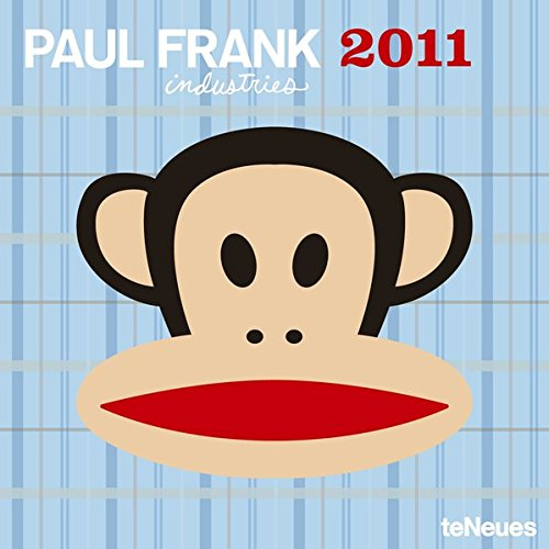 Paul Frank industries 2011 (Square Wall Cal) - Cal Kleidung