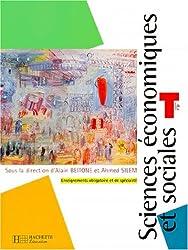 Sciences économiques et sociales, terminale ES, enseignement obligatoire et de spécialité