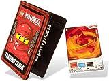 LEGO Ninjago Trading Card-Halter