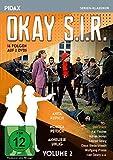 Okay S.I.R., Vol. 2 / 16 weitere Folgen der beliebten Krimi-Serie (Pidax Serien-Klassiker) [2 DVDs]