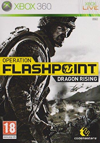 Operation Flashpoint: Dragon Rising - PEGI (Xbox 360 Operation Flashpoint)