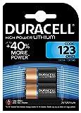 Duracell Ultra 123 - Kamerabatterie 2 x CR123A Li