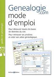 Genealogie.com, mode d'emploi
