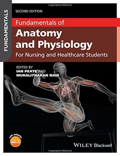 Fundamentals of Anatomy and Physiology for Nursing and Healthcare Students 2E (9781119055525)