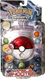 Bandai - 86150 - Pokemon - Shooter Pokemon + 5 Billes Diament et Perle