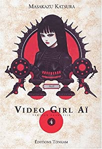 Video Girl Aï Edition Deluxe Tome 4