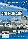 Flight Simulator X Anchorage X - Complemento para simulador de vuelo