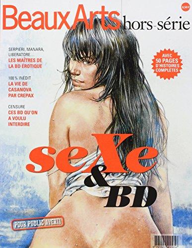 Sexe & BD par Vincent Bernière