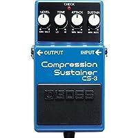 CS3 - Pedal efecto Compression Sustainer Boss CS-3