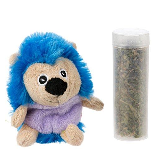 Kong pflanzliche nachfüllbar Lavendel Katzenminze Igel Katze Spielzeug -