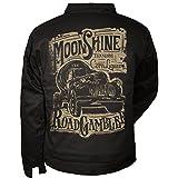 Worker Jacke, US Car, Rock'n'Roll, Hot Rod, Schnaps, Moonshine
