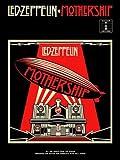 LED Zeppelin: Mothership–Song Book for vocal/guitar/Tab con plettro–Das ultimative Song libro con tutti i Hits dell' album arrangiate per chitarra e voce–Note/sheetmusic