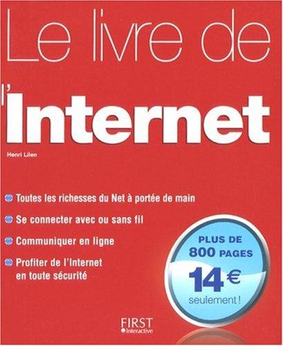 LIVRE DE L'INTERNET