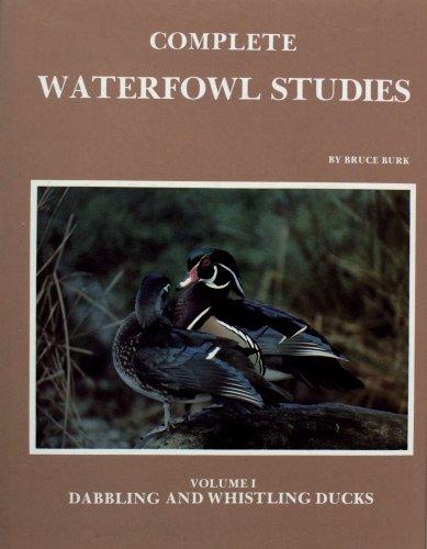 Whistling Duck (001: Complete Waterfowl Studies Volume I: Dabbling Ducks and Whistling Ducks)
