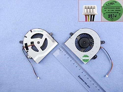 Lüfter Kühler Fan Cooler Kompatibel für IBM Lenovo Ideapad S300 S310 S400 S405 S410 S415 S300 (Lenovo S405)