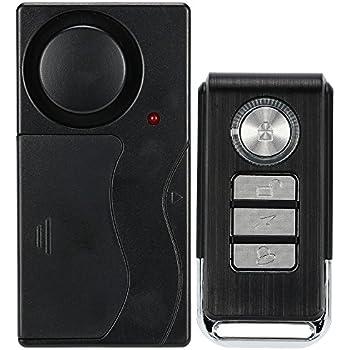 Alarm Sans Vibration Maison Kkmoon Fil Accueil Contrôle Télécommande CtsQdxrh