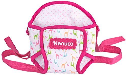 Nenuco - Portabebés para muñeco (Famosa 700012160)