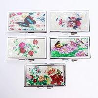 Fenteer Tablettenbox Pillendose Wasserdichter Pillenbox Tablettendose mit 7 Fächern, für Reise und täglichen Gebrauch preisvergleich bei billige-tabletten.eu