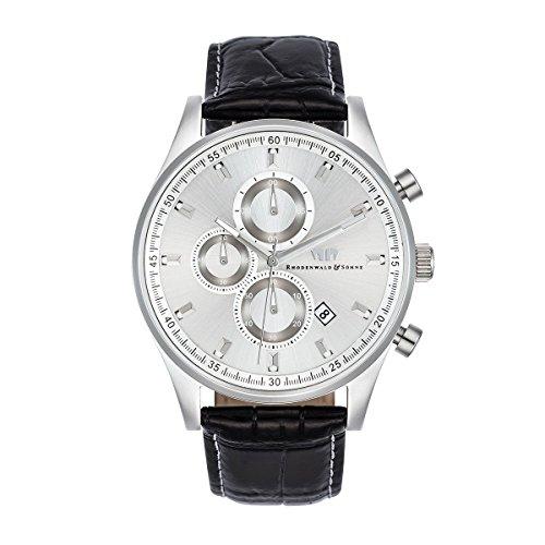 Rhodenwald & Söhne watch 10010102Silver Ø 43mm