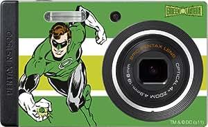Pentax Optio RS1500 Appareil photo numérique 14 Mpix Argent + Pack Collector DC Comics